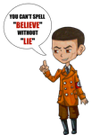 """No """"BELIEVE"""" without """"LIE"""" by 1xCherryNoodles"""