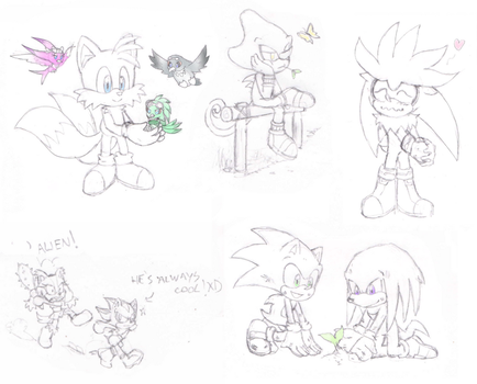 -STH Doodles!- by Biko97