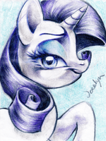 Crayola Rarity by carlotta-guidicelli