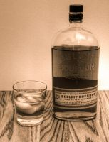 How to swallow a Bulleit by BanditsDad