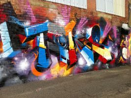 fecks 3 by PerthGraffScene