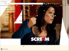 Scream 4 by SPCM2011