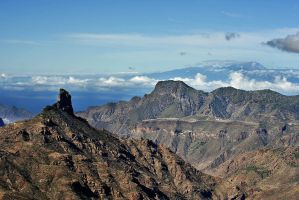 Views from Gran Canaria by Juzma