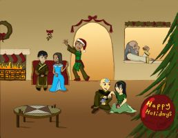 Avatar Christmas by 0cean0eep