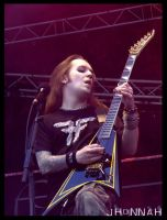 Children of Bodom, Alexi 40 by jhonnah