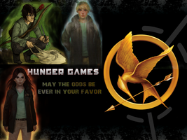 Hunger Games by superstarsam123