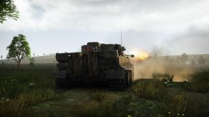 WT: Tiger H1 #5 by A3DR