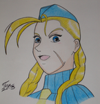 Cammy! by Amalthea16