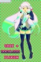 Chii_Vocaloid by JMJGRANGER