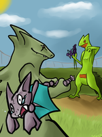 IPL -- vs Nick-is-Safferion by static-mcawesome