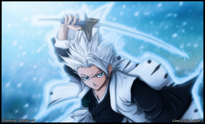 Hitsugaya Toshiro by Law67