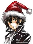 Santa Gilbert by Amarevia
