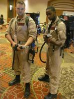 Animefest '13 - Ghostbusters by TexConChaser