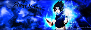 *OLD* Sasuke Uchiha Signature by skeptec