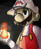 Mario by oriep