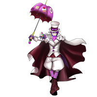 Mephisto coloring by Embolia