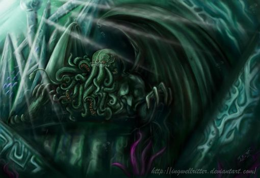 Call of Cthulhu by IngwellRitter