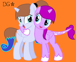 Me And Friend :) by SkylaPlayz