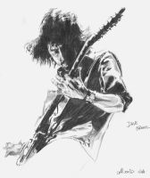 Dave Grohl by al3va