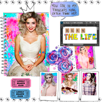 I'm Electra Heart | id by Burn-the-life