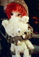 Nii and Bear by Arenheim