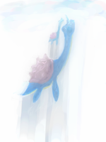 momma lapras by tickoo