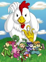 Cucco by Eyes5