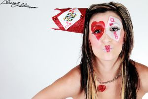 Queen of Hearts by aliciaholder
