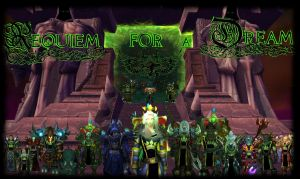 World of Warcraft  TBC Guild by Squer123