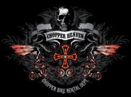 chopper heaven logo rev. by igoy