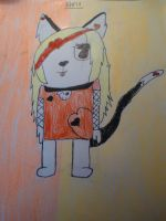 Khris the Cat :3 by MewMewMinto1123