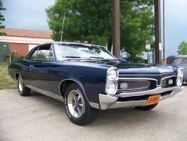 The Pontiac GTO by PhotoDrive