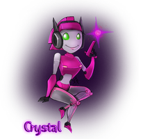 Gift: Crystal by AXEL464
