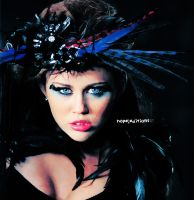 Miley6.- by demsloppez