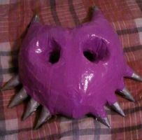Majora's Mask WIP by DuctileCreations