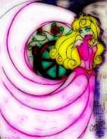 Spindle of a Spinning Wheel - Redone by CassyG