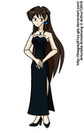 Arturetta Armstrong - Formal Outfit by TheGrey61xx-GTS