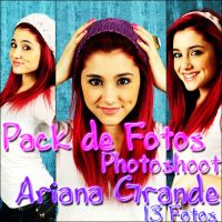 Ariana Grande Photoshoot by MilaDrew