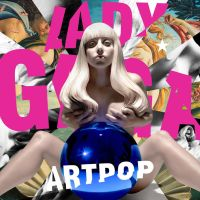 +Lady Gaga (ARTPOP) CD Album by Photoshoots-Famosos