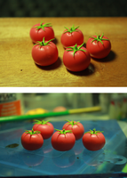 Tomatoes by NoodleNoodles