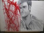 Dexter without hand by G-m-ann