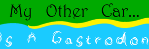 My Bumper Sticker by Kingda-Ka