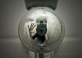 Fish eye by littles0cks