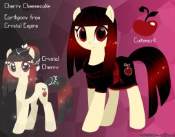 Cherry Cheesecake by AlukasHerzblut
