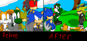 BEFORE....AFTER..... by djdragondude