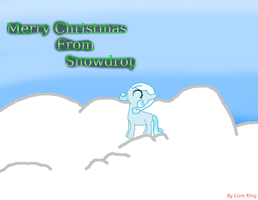 Merry Christmas From Snowdrop - Remake by darksoma905