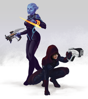 MassEffect by Estrada