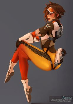 Tracer by AKAScene