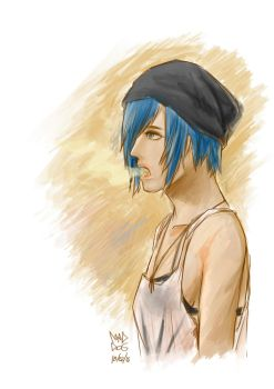 [FA] Chloe Price by conxervation