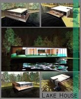 Lake House by Mousset